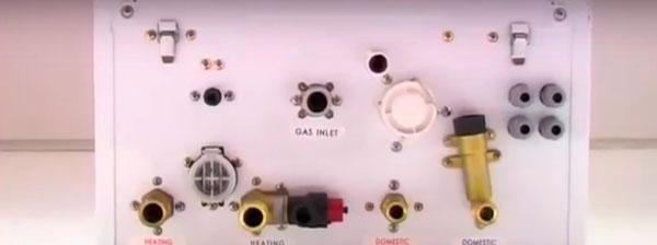 Особенности конструкции и принцип работы газовых настенных двухконтурных котлов с закрытой камерой сгорания