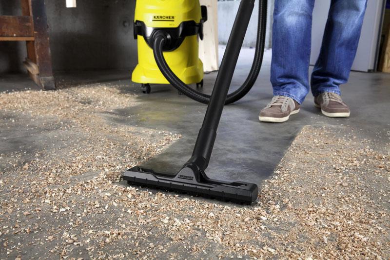 Профессиональное оборудование справится с сильными загрязнениями