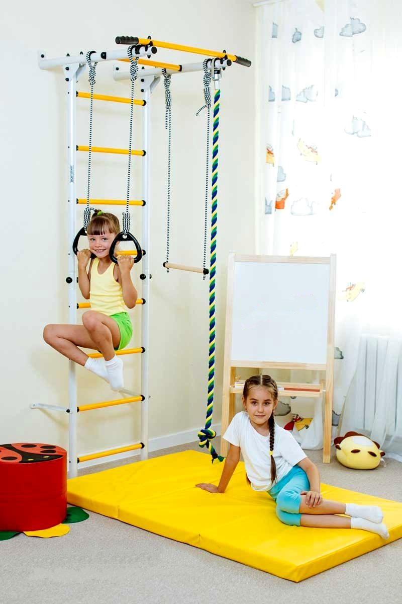 Комплектация лестницы для девочек