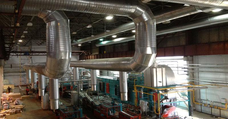 Эффективность очистки воздуха на производстве зависит от правильных подсчётов