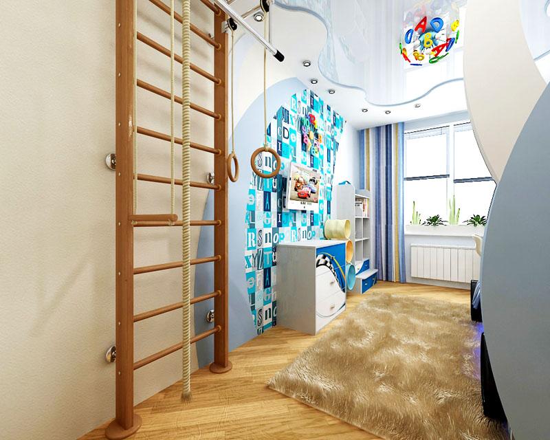 6 советов, как правильно выбрать шведскую стенку для детей в квартиру
