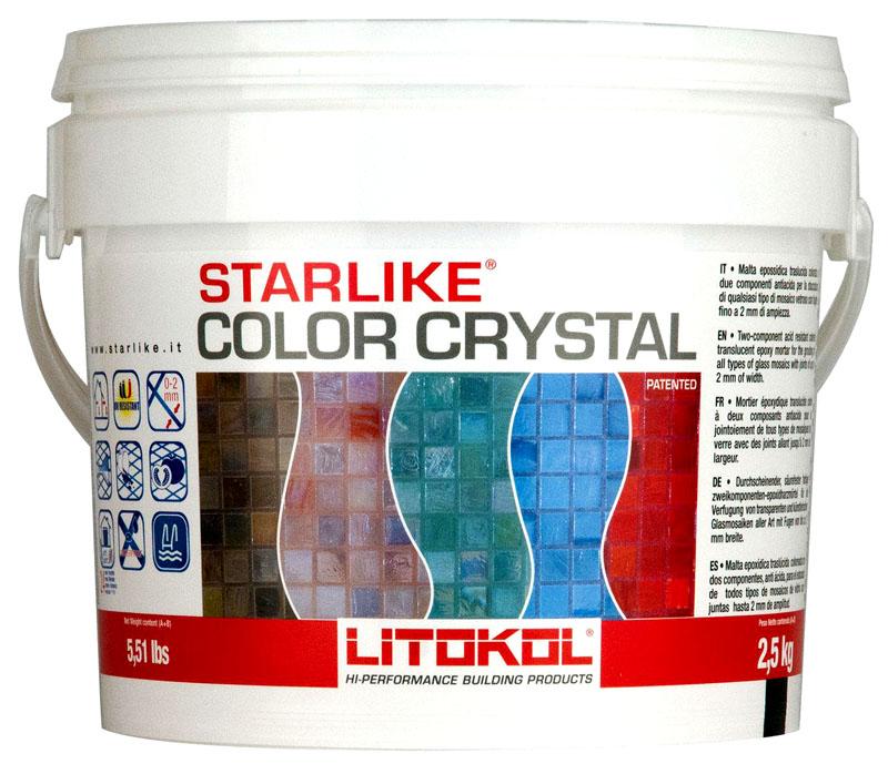 Затирка эпоксидная ЛитоколStarlike имеет широкое применение, в том числе и для кафеля в саунах и банях