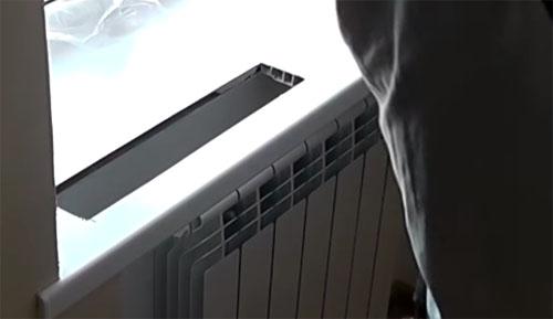 Категорическое «нет» конденсату на окнах - вентиляционные решётки для подоконников
