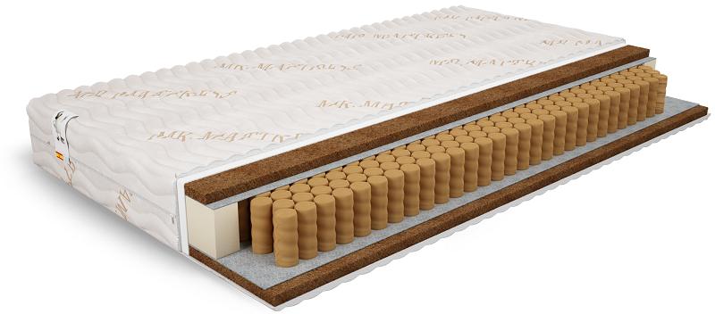 Износостойкая модель с типом пружин «Пчелиные соты»