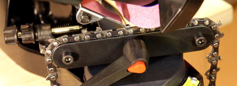 Процесс обработки пильной ленты