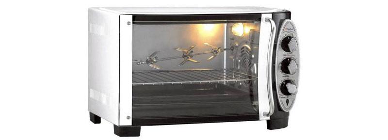 Модель печи с навесной дверцей