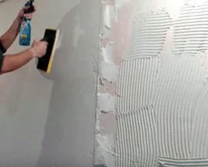 Профессиональная отделка помещений своими руками: как правильно шпаклевать стены, потолок и поверхности из гипсокартона