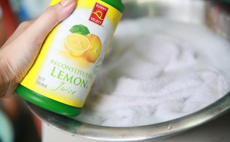 Лимонка прекрасно свежую желтизну