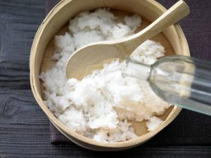 Рис и уксус