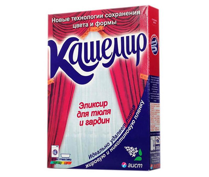 «Кашемир» рекомендован для капроновых тканей
