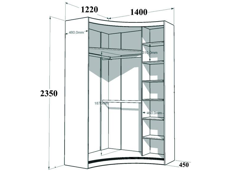 При выборе модульной модели важно, чтобы она подошла по размеру и высоте