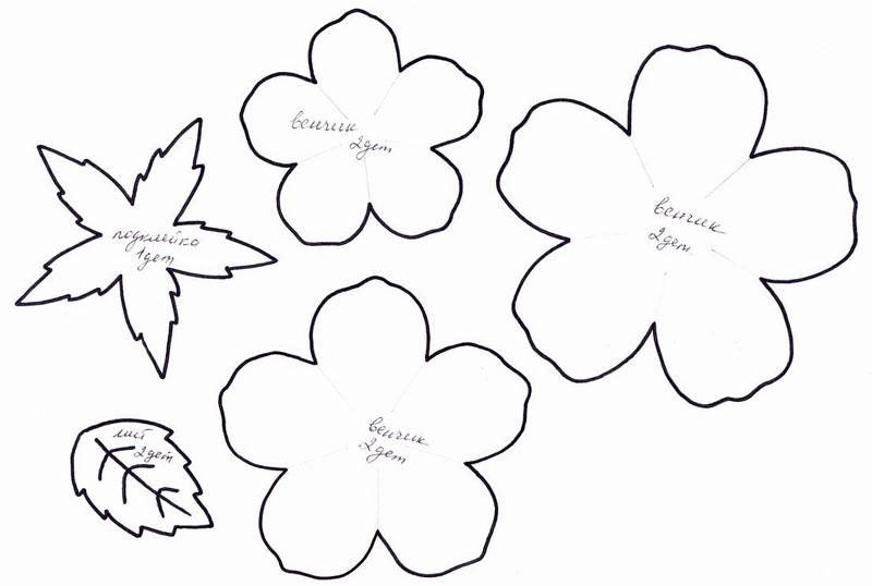 Создаём красоту своими руками: лучшие мастер-классы по изготовлению цветов из фоамирана