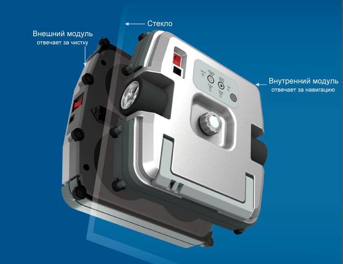 Модель Windoro WCR-1001/Silver