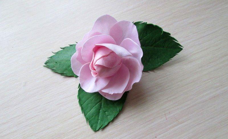 ---19 Цветы из фоамирана своими руками 75 фото для начинающих