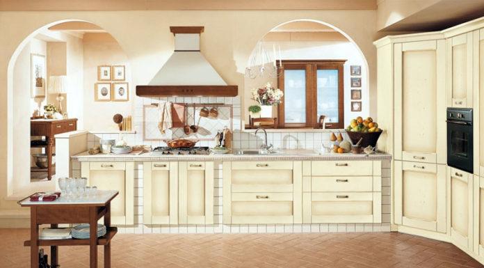 Основные техники и приёмы оформления кухни в стиле прованс
