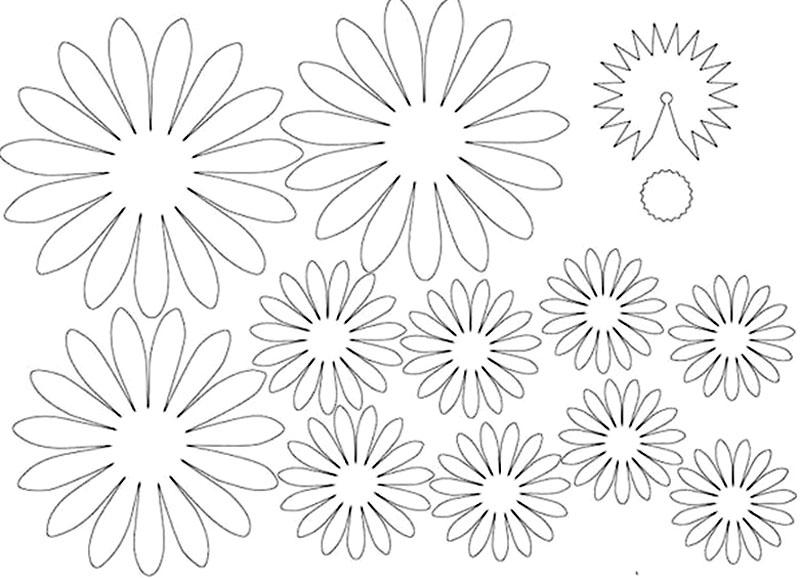---23 Мастер класс цветы из фоамирана