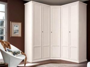 Как не совершить ошибку и выбрать практичный и стильный угловой шкаф в спальню