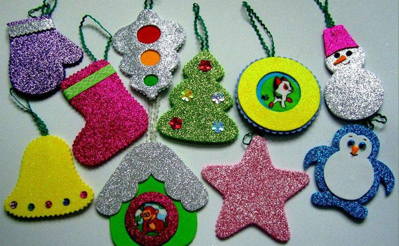 Изготовление игрушек– отличный способ развлечь детей и привить им вкус к прекрасному