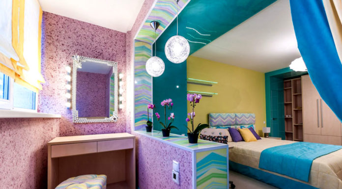 Жидкие обои: секреты правильного дизайна с фото интерьеров в обычных квартирах