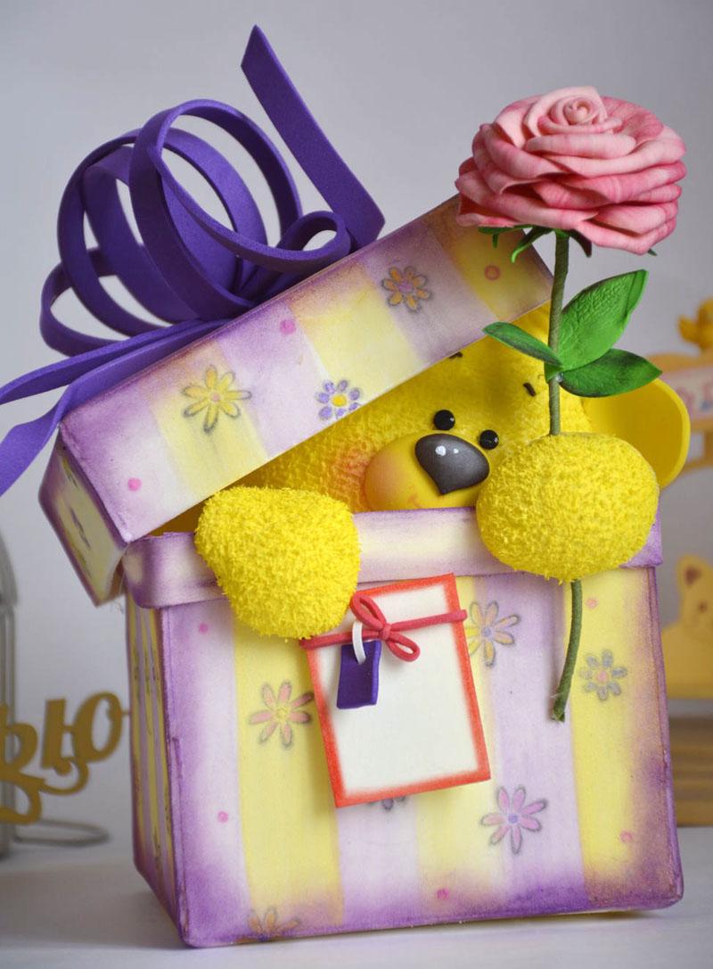 Впечатление от получения подарка не слабее эмоций от самого подарка