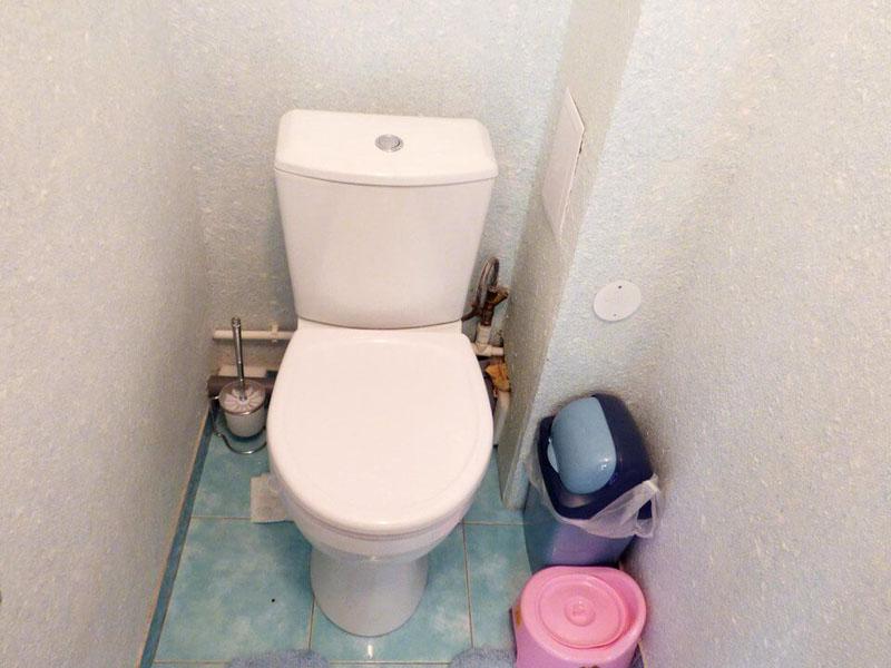 Использование жидких обоев в отдельном туалете вполне возможно, а в ванной лучше применять более влагостойкое покрытие