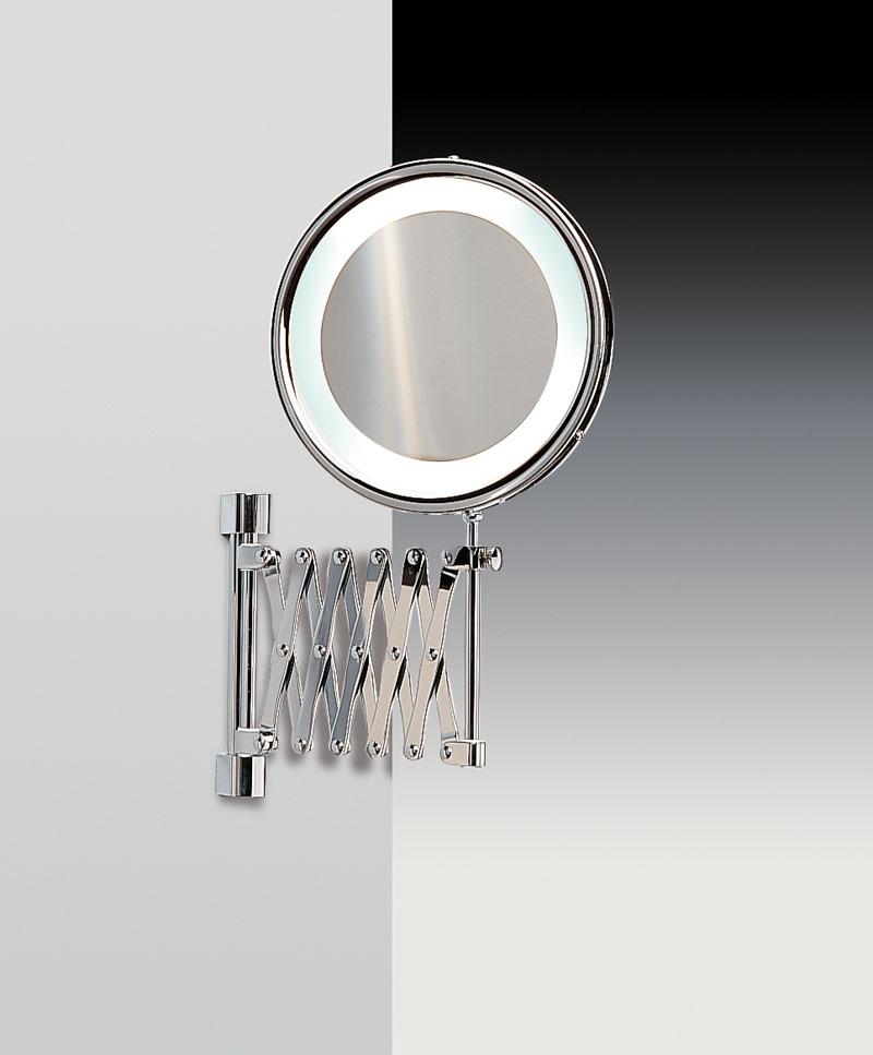 Настенная модель с возможностью поворота линзы и изменением длины крепления