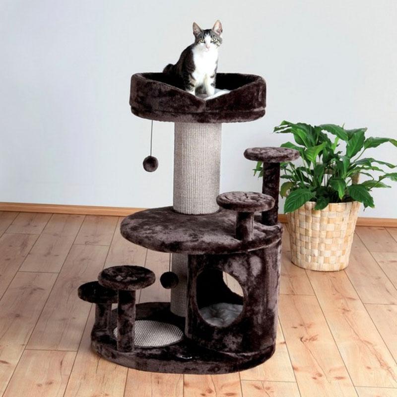 Игровой комплекс с когтедралкой для кошки