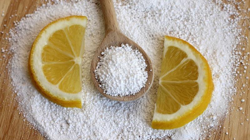 На ванну достаточно 1 пакетика лимонки