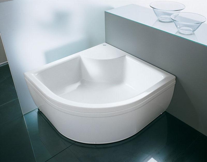 Для удобства пользования глубокие модели часто оснащают сиденьем