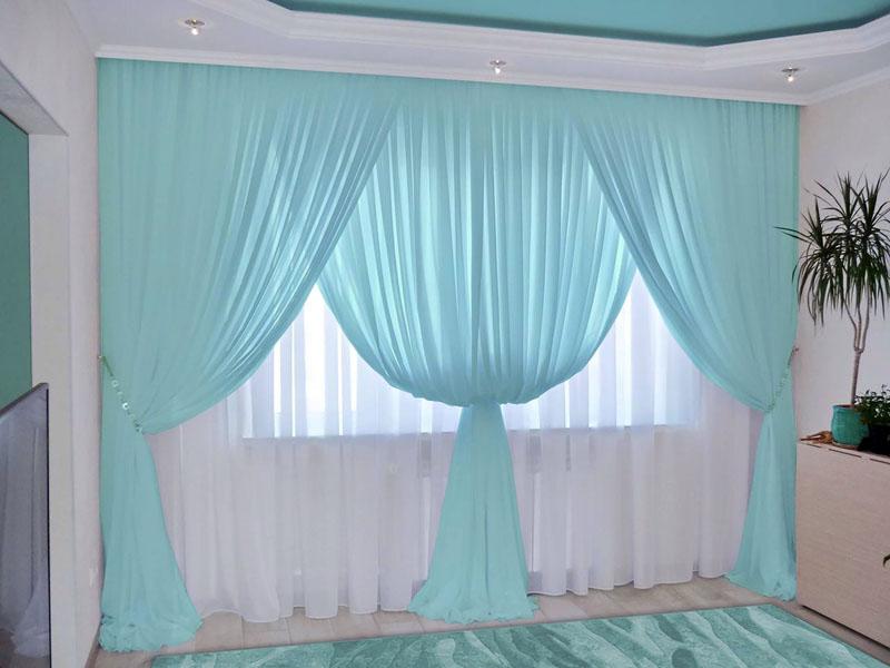 Советы по текстильному оформлению жилья: как красиво повесить шторы, используя разные варианты креплений
