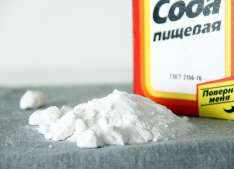 Сода – не только пищевой, но и бытовой продукт