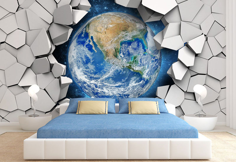 Земля в иллюминаторе, Земля в иллюминаторе видна…