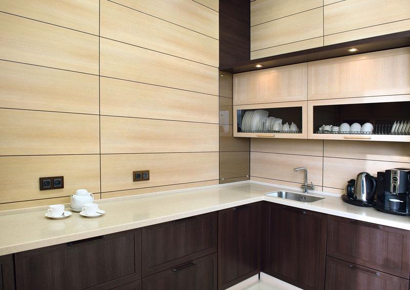 Отделка стен – важный элемент дизайна кухни