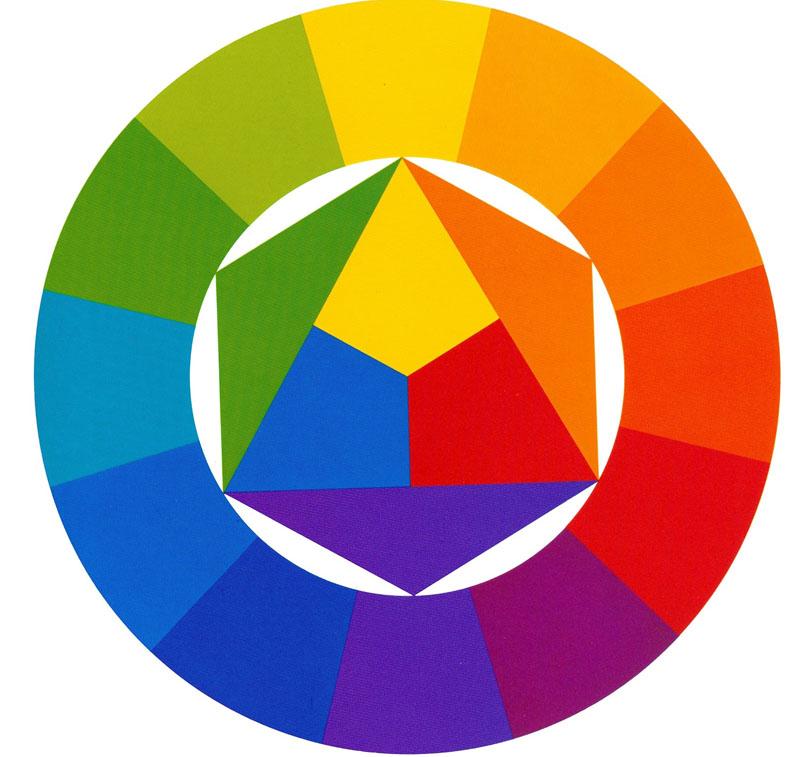 Акрил − как сделать коричневый цвет из обычных красок