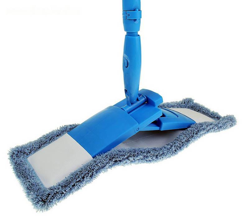 Чисто и без разводов: подбираем с умом швабру с отжимом для мытья пола