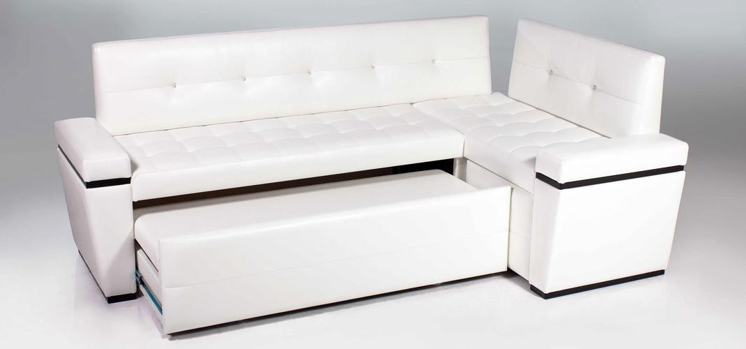 Выбираем диван на кухню со спальным местом