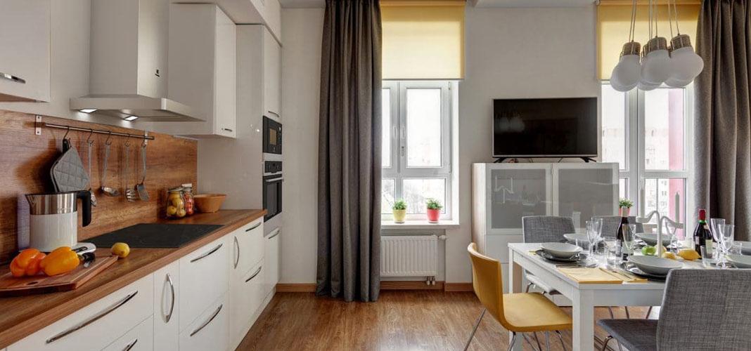 Картинки по запросу Кухня в скандинавском стиле - как ее украсить?