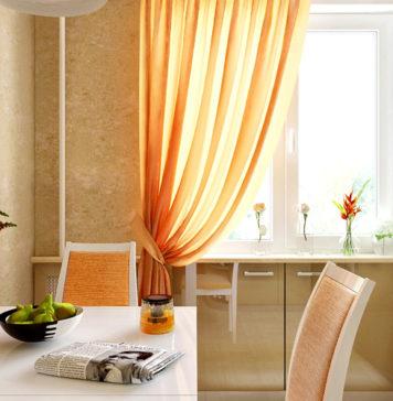 Дизайн интерьера маленькой кухни: фото