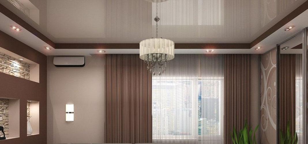 выставляется подвесные потолки фото для зала двухуровневые были