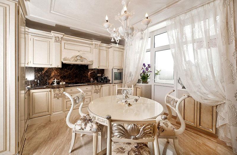 Кухонные гарнитуры: фото