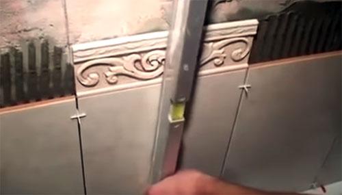 Укладка плитки в ванной комнате: выполняем грамотно