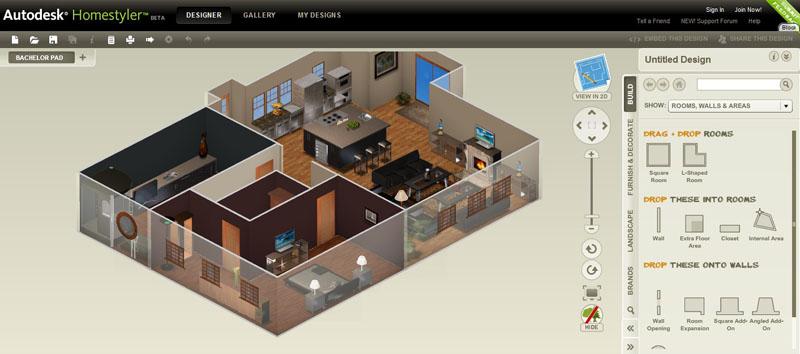 Визуализация проекта квартиры