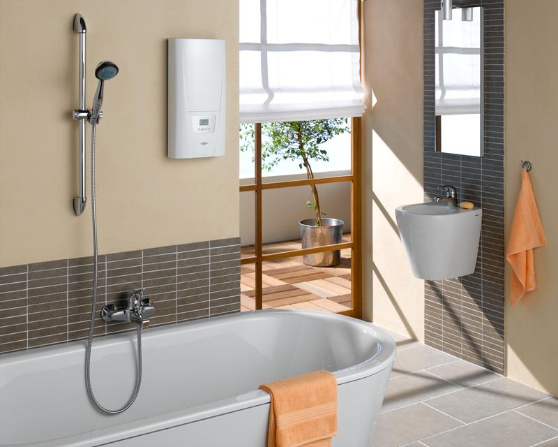 Установка электроводонагревателя существенно снизит затраты на горячую воду
