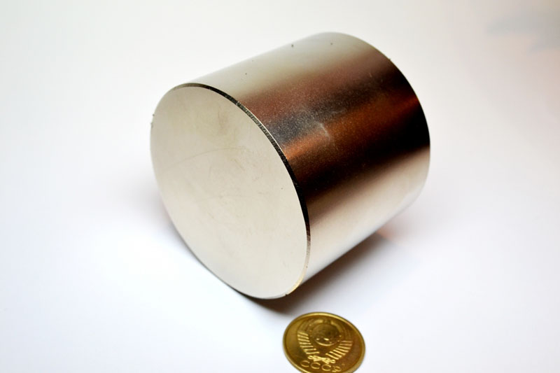 Неодимовый магнит, 70×60 мм