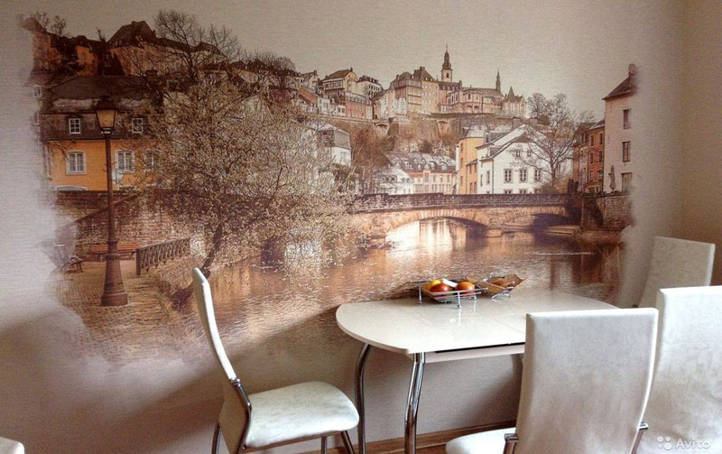 Фрески на стену: каталог, фото, цены