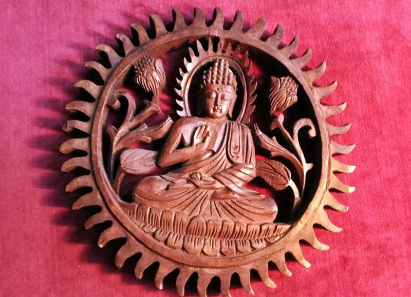 Будда во всей красе