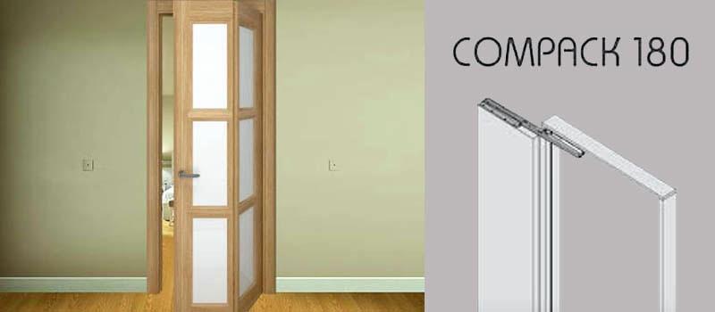 Двери раскладные межкомнатные
