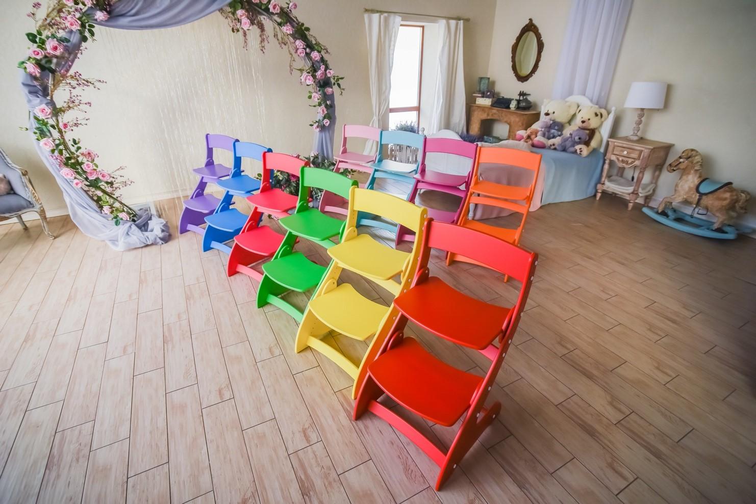 Удобно и практично: как выбрать растущий стул для ребёнка