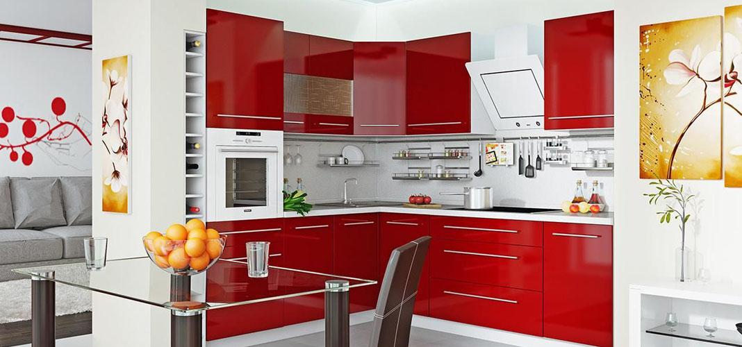 кухонные гарнитуры фото стили выбор мебели материалы размещение