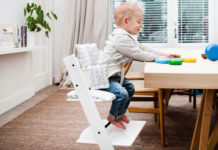 Растущий стул для ребенка